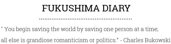 Fukushima Diary